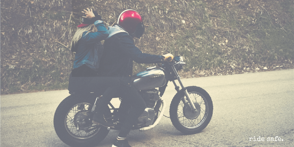 Riding Safe can help you to avoid a motorcycle accident.