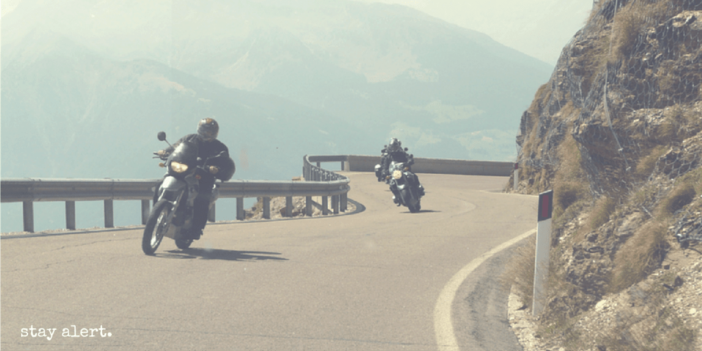 Stay Alert to avoid Motorcycle Accidents