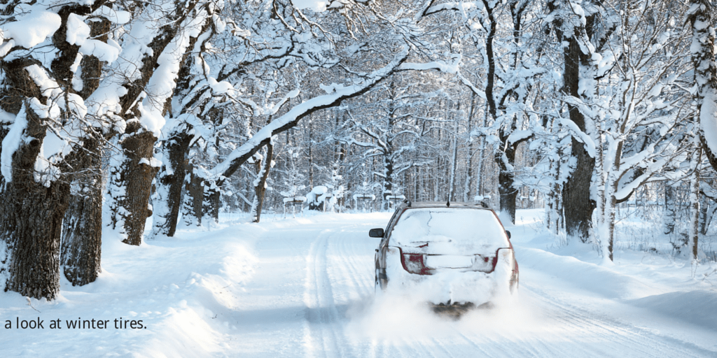 Personal Injury Lawyer Winter Driving Header